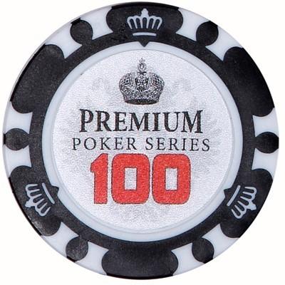 Набор для игры в покер Premium Crown 300 фишек