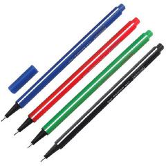 Набор линеров Attache Rainbow 4 цвета (толщина линии 0.33 мм)