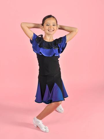 Детская юбка для танцев