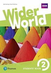 Wider World 2 WB + Online Homework