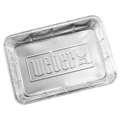 Алюминиевые поддоны Weber большие, 10 шт