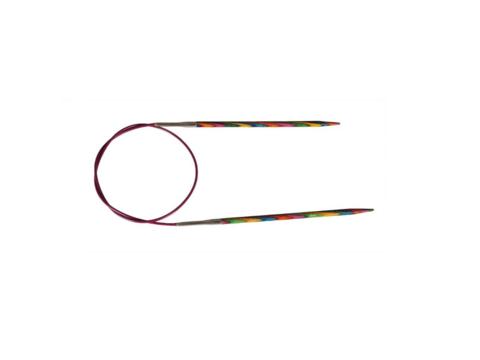 """Спицы круговые """"Symfonie"""" 4мм/100см, KnitPro, 21352"""