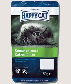 Лакомства Лакомство для кошек Happy Cat с кошачьей мятой 2Q__-8.jpg