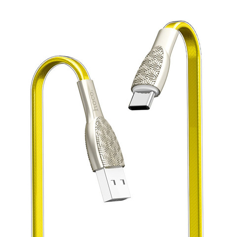 USB кабель HOCO U52 Bright for Type-C