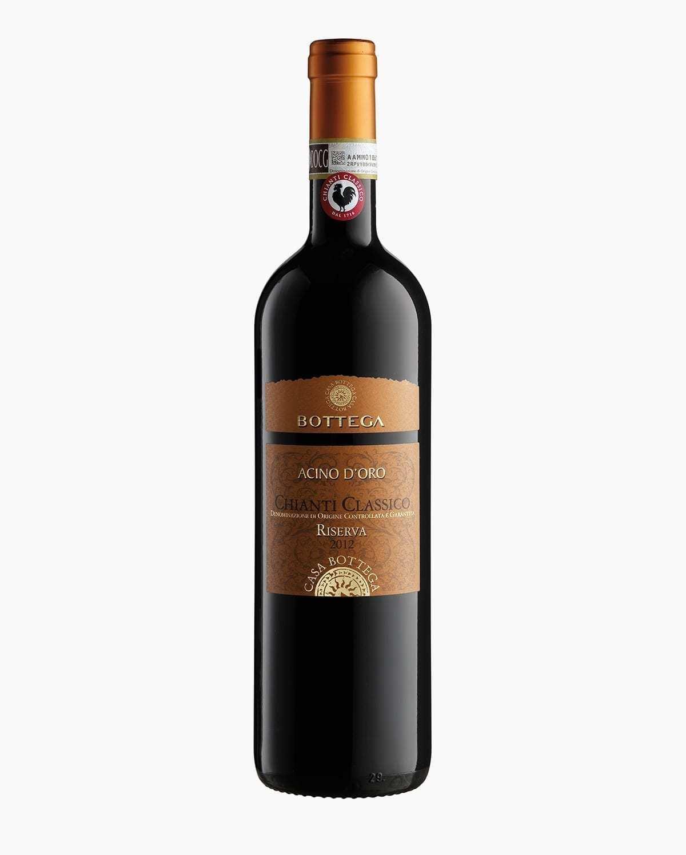Вино Красное Сухое Bottega Ачино Д'Оро Кьянти Классико Рисерва 13,5%, 0,75 л.