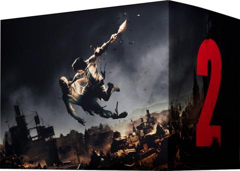 Dying Light 2 Stay Human. Коллекционное издание (PS4/PS5, русская версия)