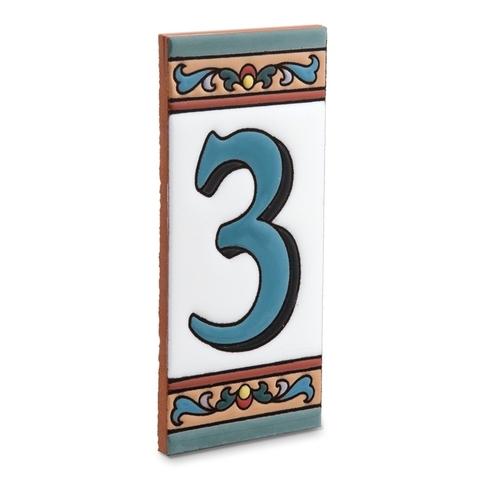 Номер дома 3