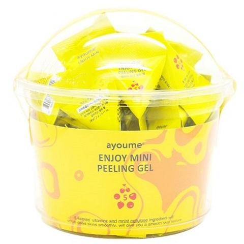 Ayoume Enjoy Mini Peeling Gel гель-пилинг для лица