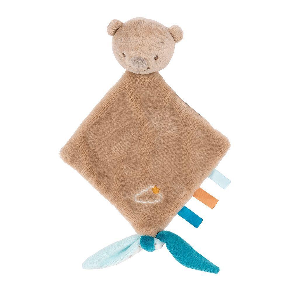 Мягкая игрушка Doudou малая Nattou Mia&Basile Мишка 562102
