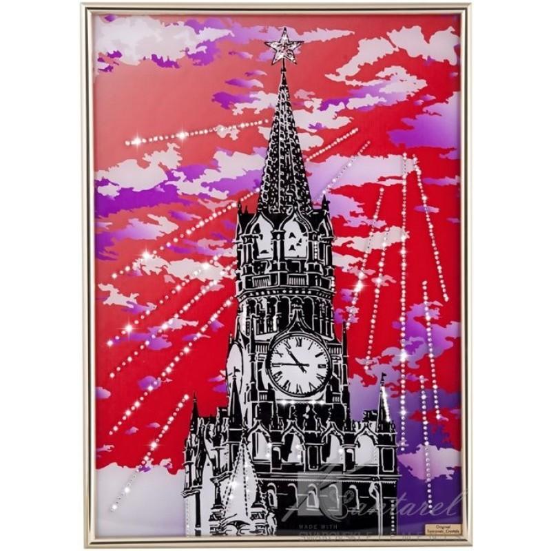 Картина Kantarel Спасская башня (УФ красная) 272.108.74.0 (УФ 3)