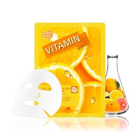 MAY ISLAND  тканевая маска с витамином С