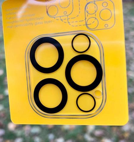 Стекло защитное на камеру iPhone 13 Pro Мах /clear/