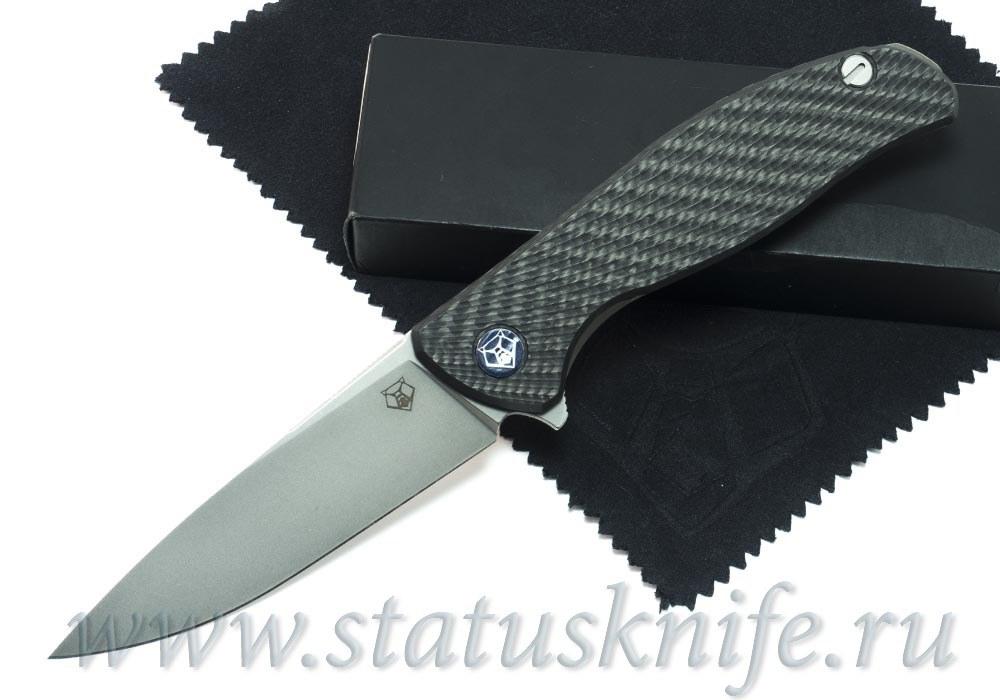 Нож Широгоров Хати М390 Карбон