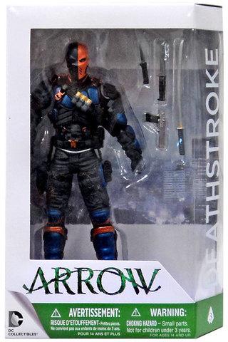 Стрела фигурка Дезстроук — Arrow TV Deathstroke