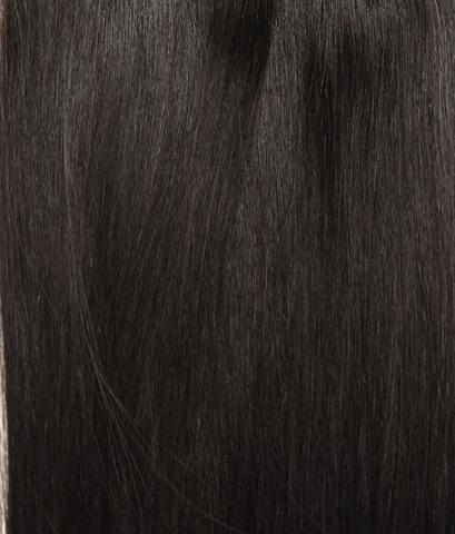 Накладка Magic Strands.-Оттенок 1B-Темно коричневый с черным отливом