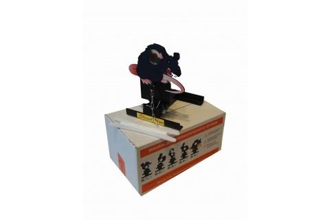 Мишень подъёмная для пневматики Ж5 Крыса