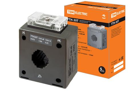 ТТН  30T/150/5- 5VA/0,5S-Р TDM
