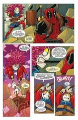 Человек-Паук / Дэдпул. Дела серьёзные