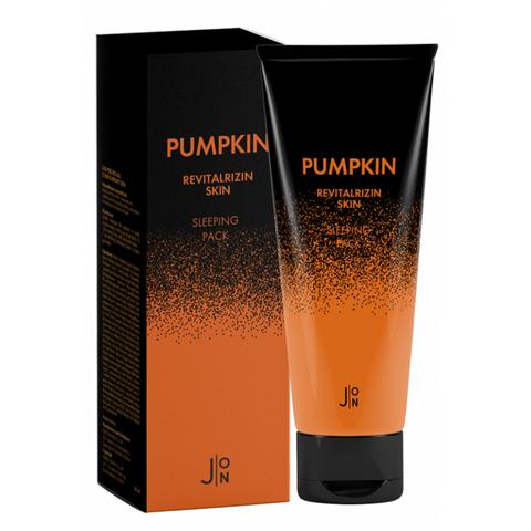 J:ON ТЫКВА Маска для лица Pumpkin Revitalizing Skin Sleeping Pack, 50 мл