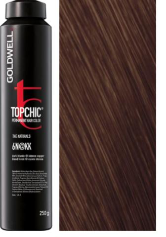 Goldwell Topchic 6N@КК - темный блонд с интенсивно-медным сиянием (медный пепел) TC 250ml