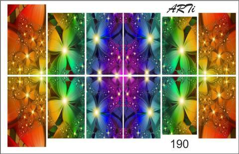 Слайдер наклейки Arty for you №190 купить за 80руб