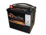 Аккумулятор автомобильный Deka 526 MF  ( 12V 60Ah / 12В 60Ач ) - фотография