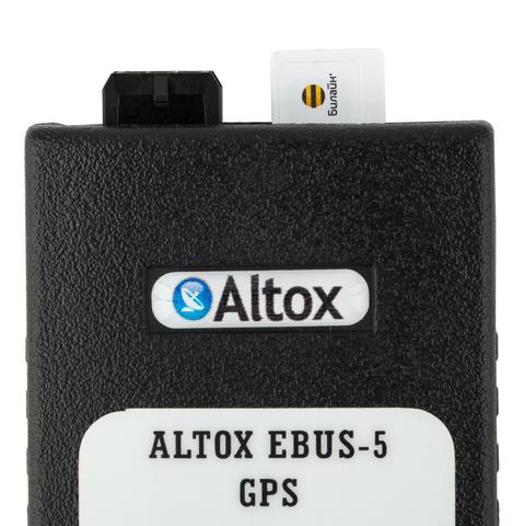 GSM модуль Altox EBUS-5 GPS 5