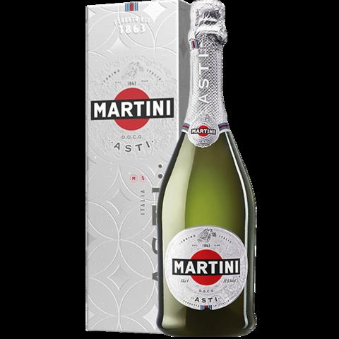 Вино Мартини Асти игристое 0,75 П/У