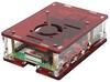 Корпус для Raspberry Pi 4 (LT-4B16 / акрил / красный)