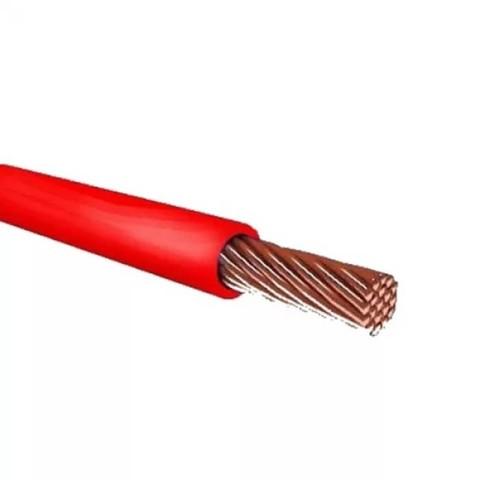 Провод ПуГВ (ПВ-3) 1х0,5 ГОСТ (1000м), красный TDM