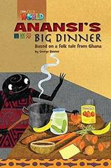 Our World 3: Rdr - Anansis Big Dinner (BrE)