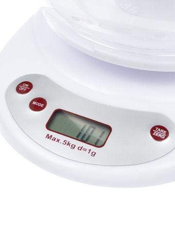 Кухонные весы с чашей 3 кг