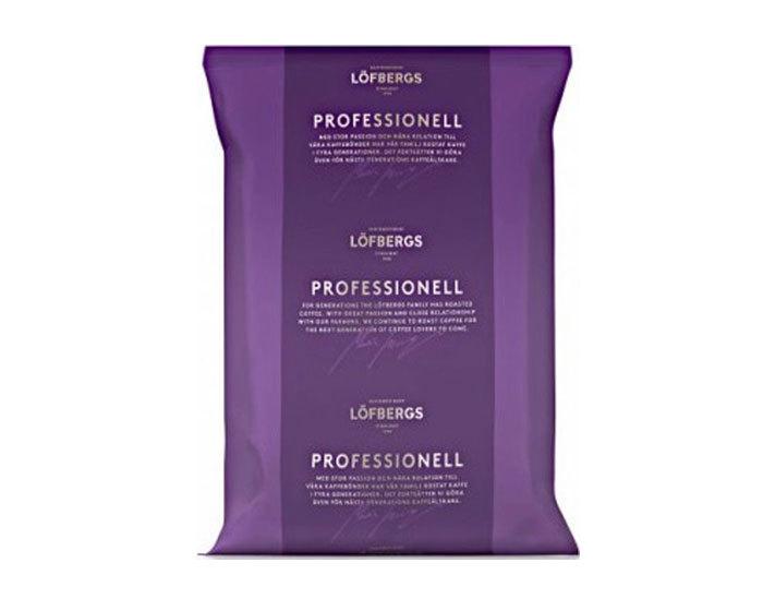 купить кофе в зернах Lofbergs Professionell Fazenda, 1 кг