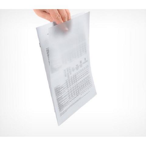 Карман для ценника пластиковый А4 (10 штук в упаковке)