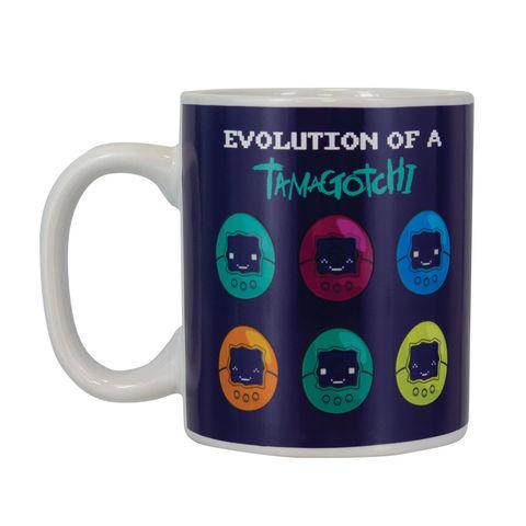 Термо-кружка Tamagotchi