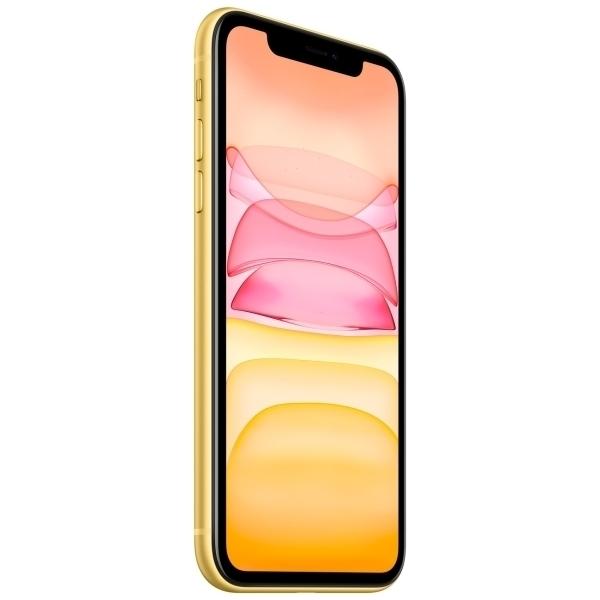 Apple iPhone 11 256GB Yellow (Ростест)