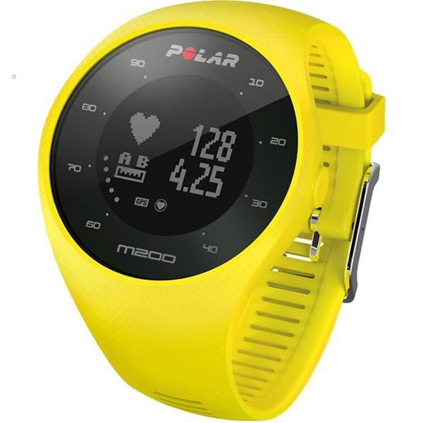 Ремешок для часов Polar M200 Yellow (S/M)