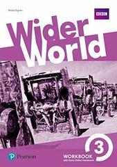Wider World 3 WB + Online Homework
