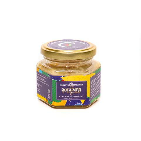 «Йога» мёд с эфирными маслами 120 г