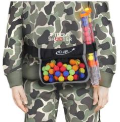 Nerf поясная сумка для мягких патронов