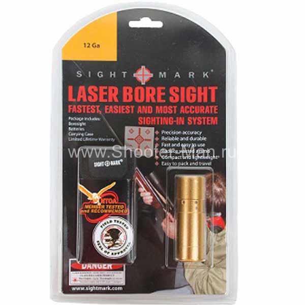 Лазерный патрон пристрелки 12 калибр Sightmark