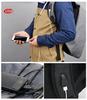 Рюкзак Aoleisi USB светло-серый