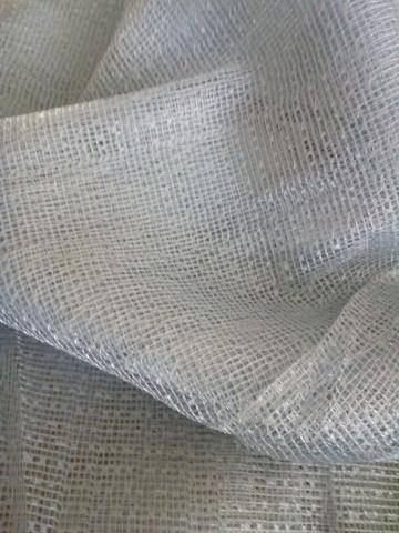 Ткань сетка - Серая. Арт. W2009 C16