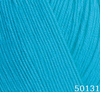 Пряжа Himalaya PERLINA 50131 (Яркая бирюза)