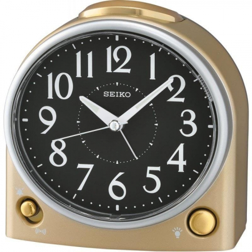 Настольные часы-будильник Seiko QHK053GN
