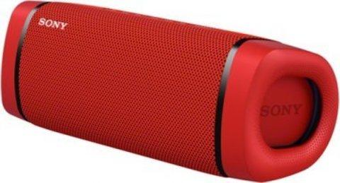 Портативная акустика Sony SRS-XB33 red