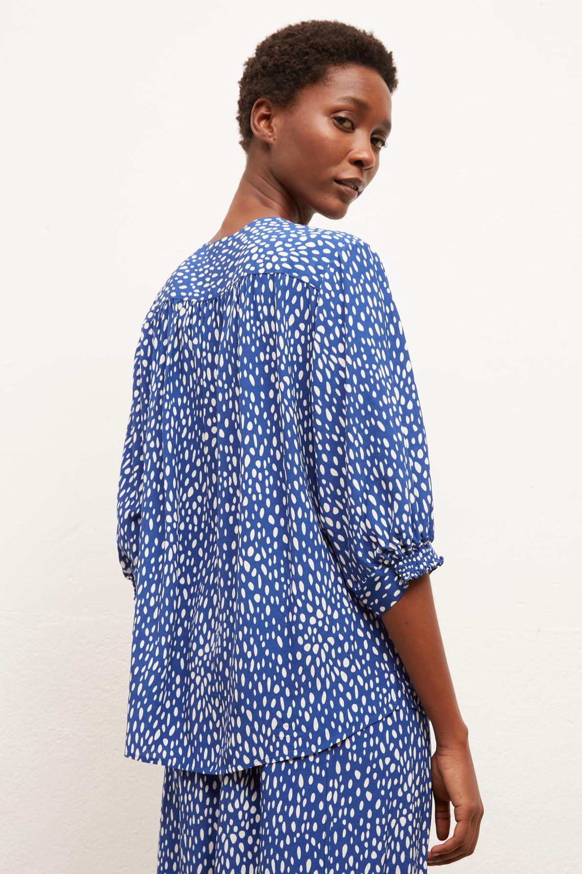 NOELAN - Блуза свободного кроя