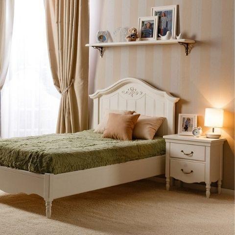 Мебель в детскую комнату Айно 2 (белый скандик)
