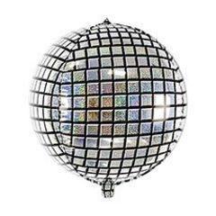 ПД Сфера 3D, Диско-шар голографический, 16
