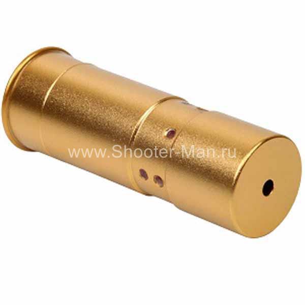 Лазерный патрон пристрелки 12 калибр Sightmark фото